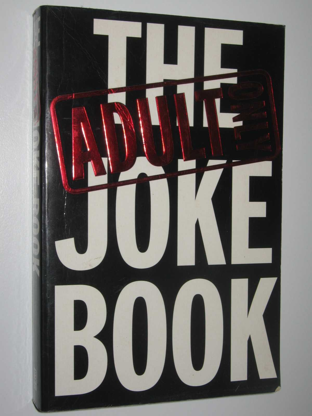 The Adult Joke Book, Scribblers and Writers