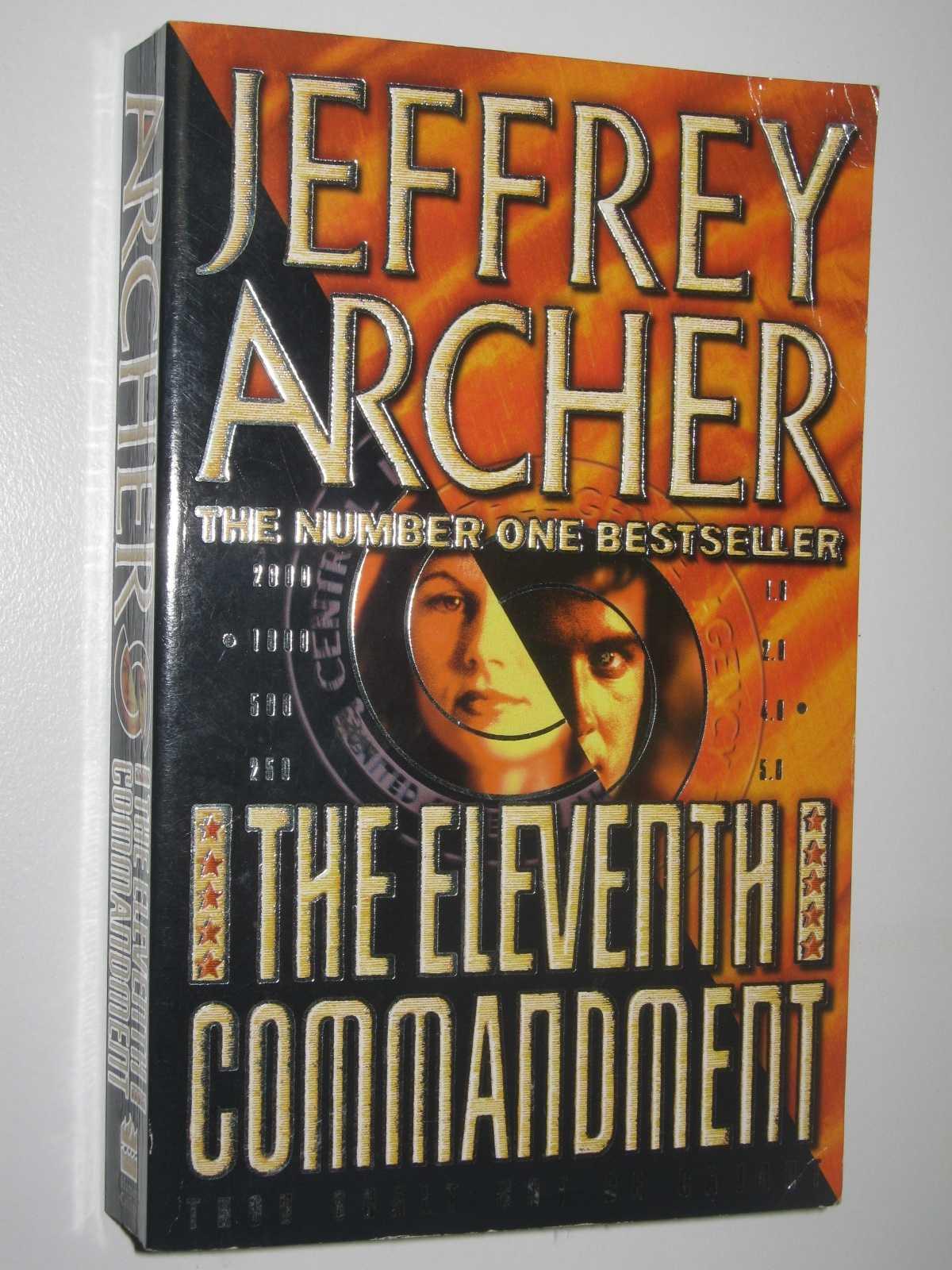 The Eleventh Commandment, Archer, Jeffrey