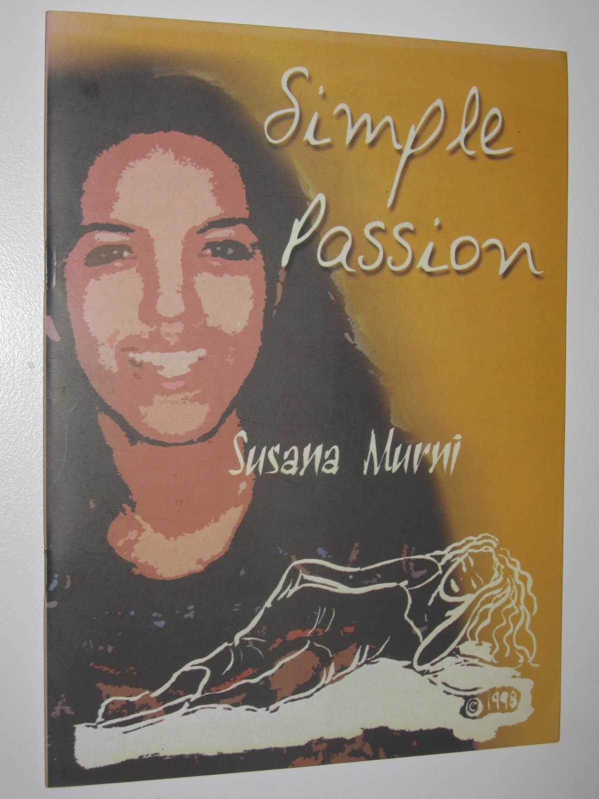 Simple Passion : Poems Collection, Murni, Susana