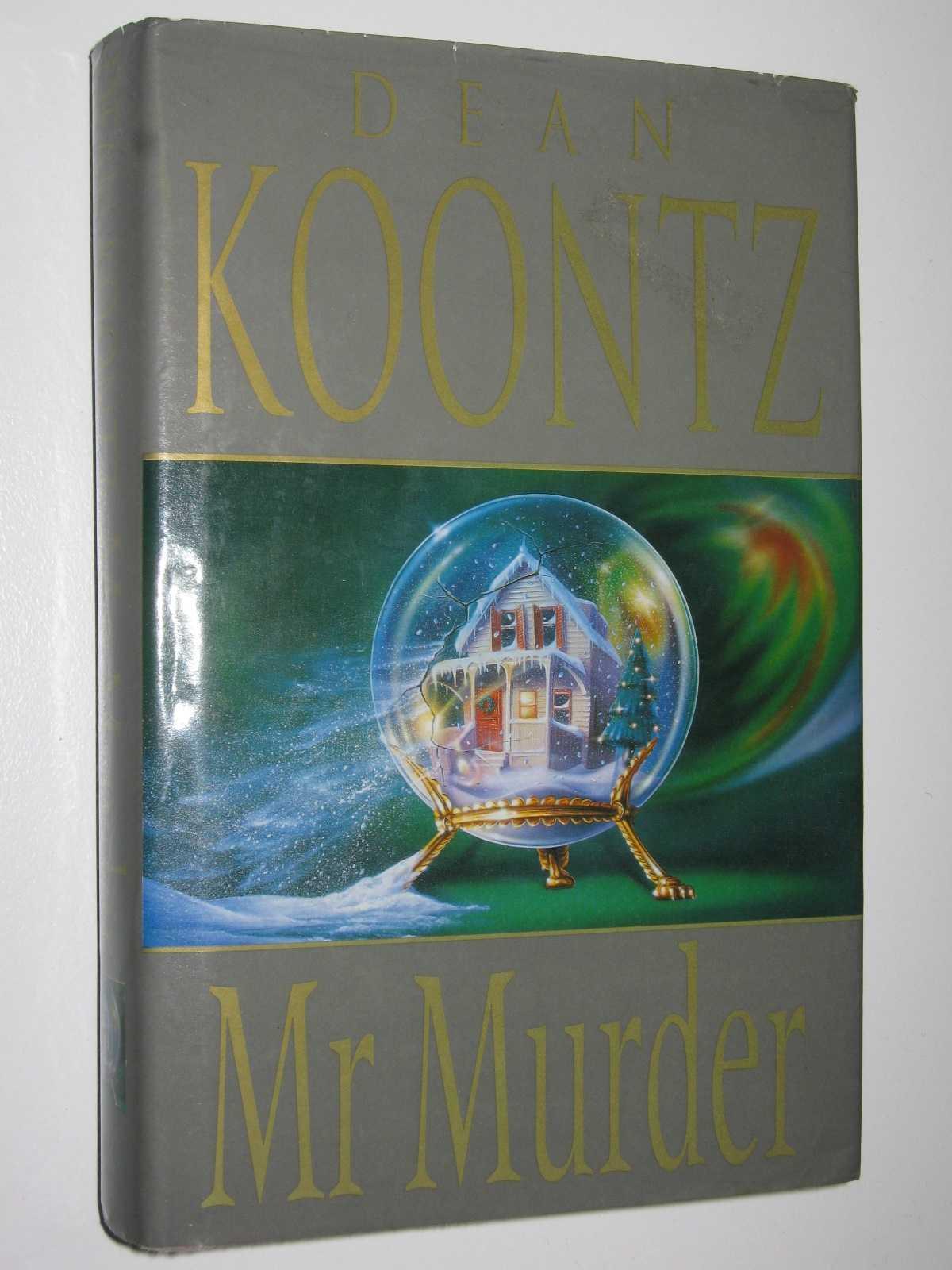 Mr Murder, Koontz, Dean