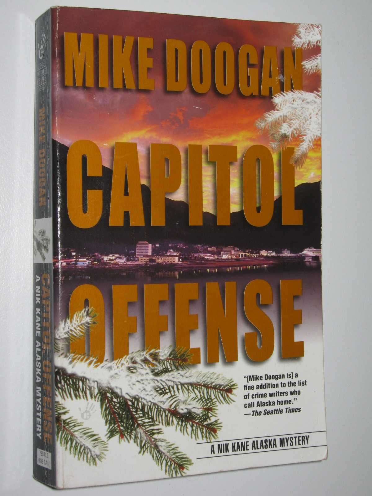 Capitol Offense, Doogan, Mike
