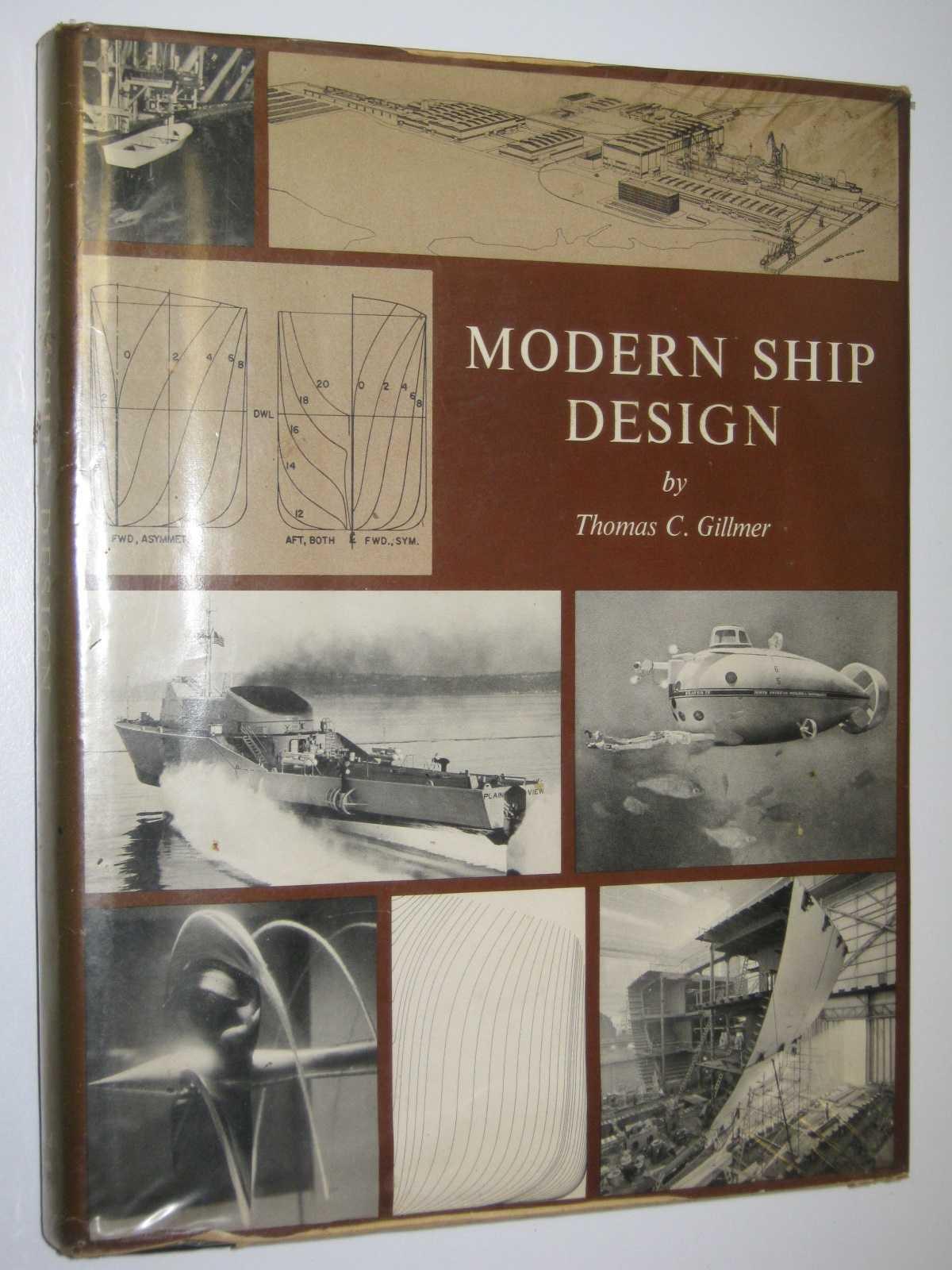 Modern Ship Design, Gillmer, Thomas C.