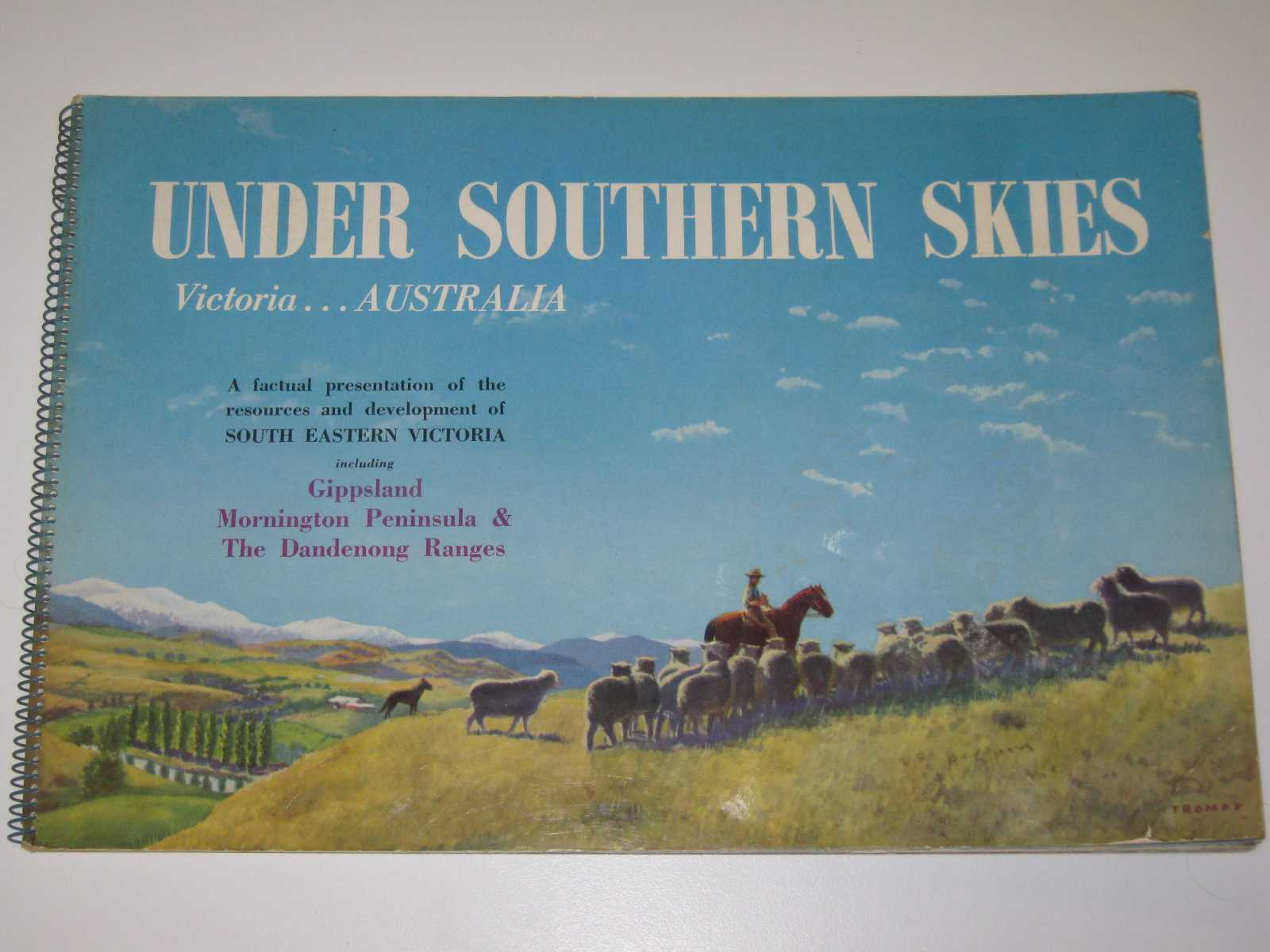 Under Southern Skies : Victoria...Australia, Author Not Stated