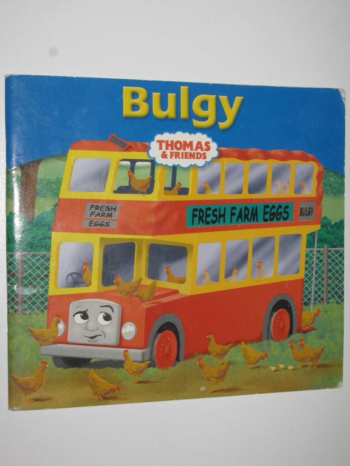 Bulgy - Thomas and Friends Series, Awdry, Rev. W.