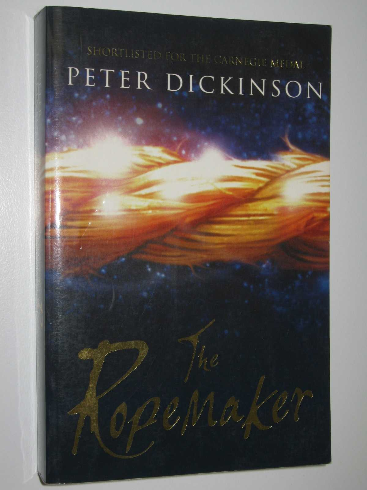 The Ropemaker, Dickinson, Peter