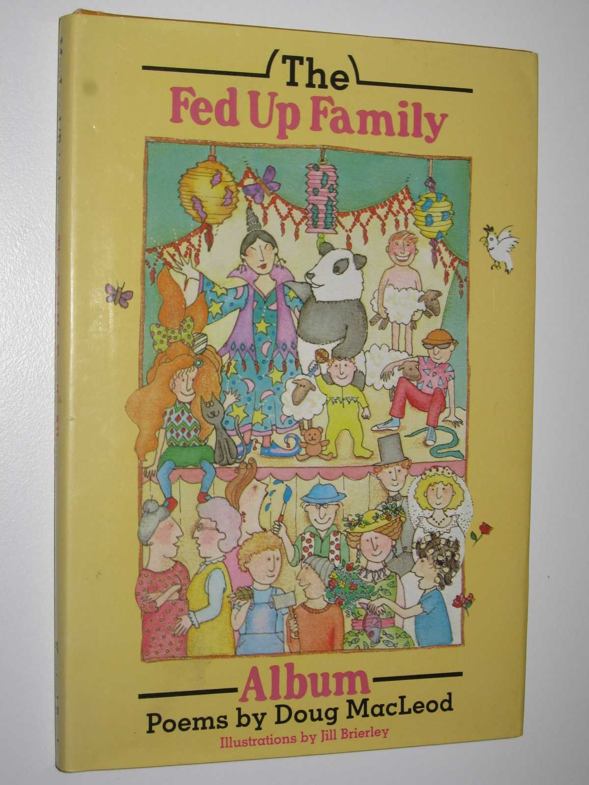 The Fed Up Family Album, MacLeod, Doug