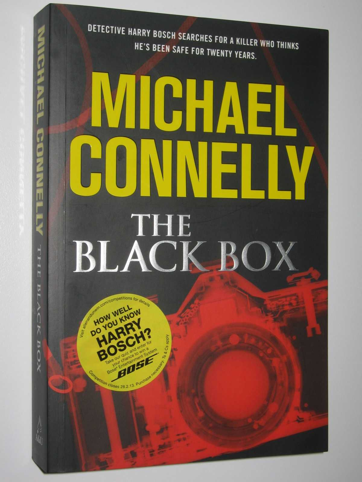 The Black Box, Connelly, Michael
