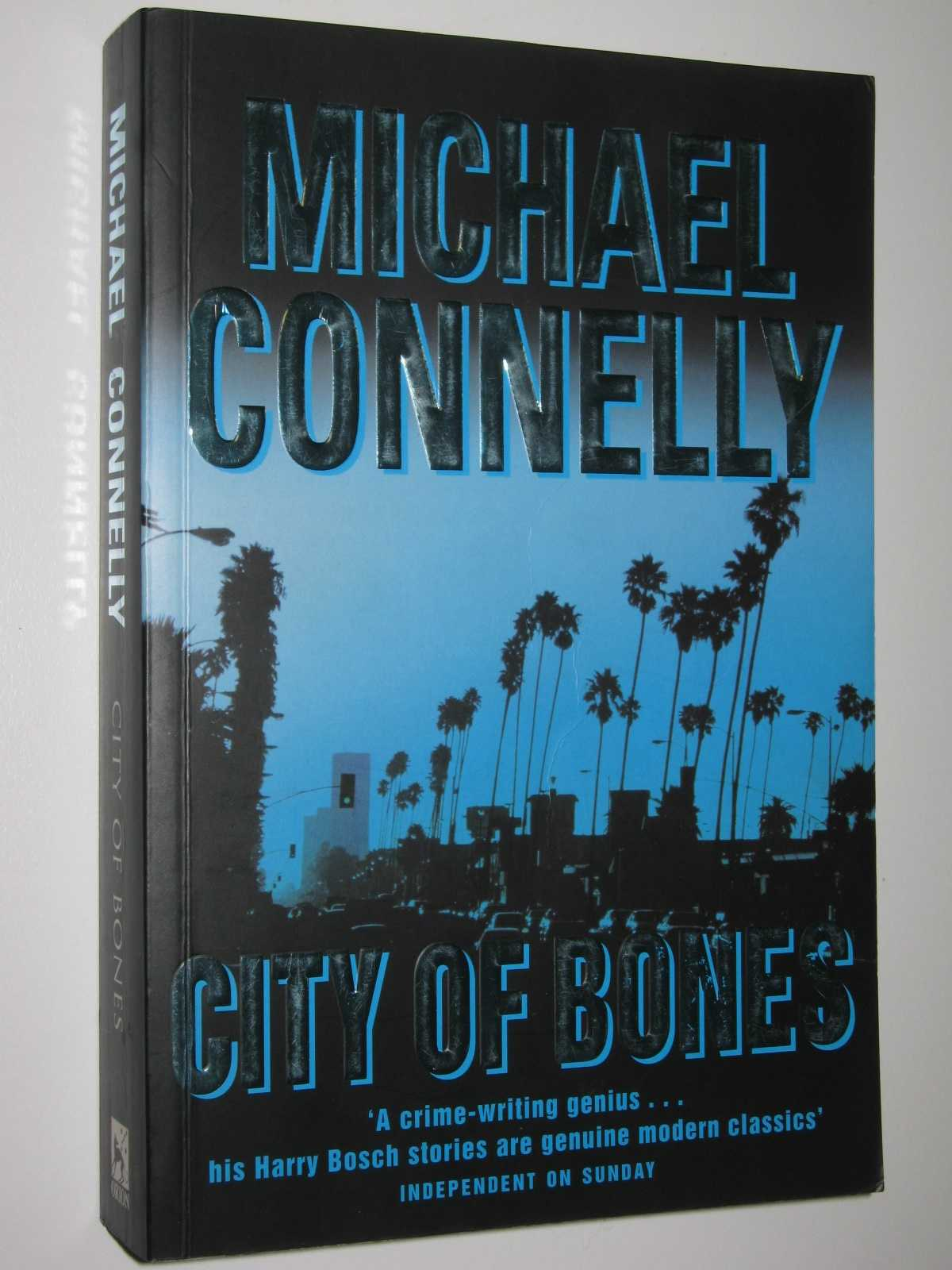 City Of Bones, Connelly, Michael