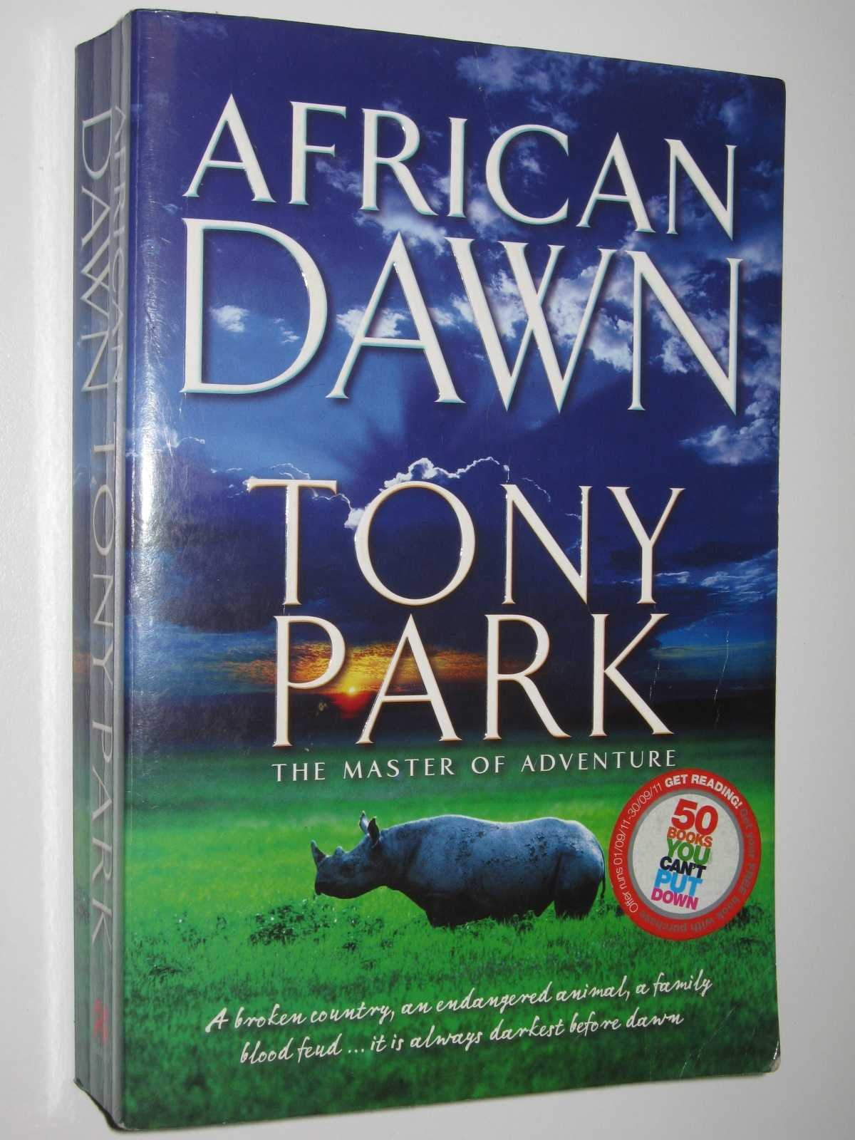 African Dawn, Watt, Peter