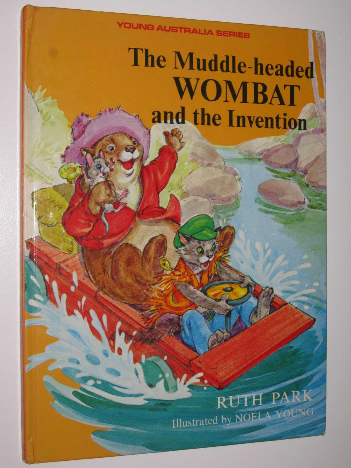 The Muddle-Headed Wombat and the Invention, Park, Ruth & Young, Noela