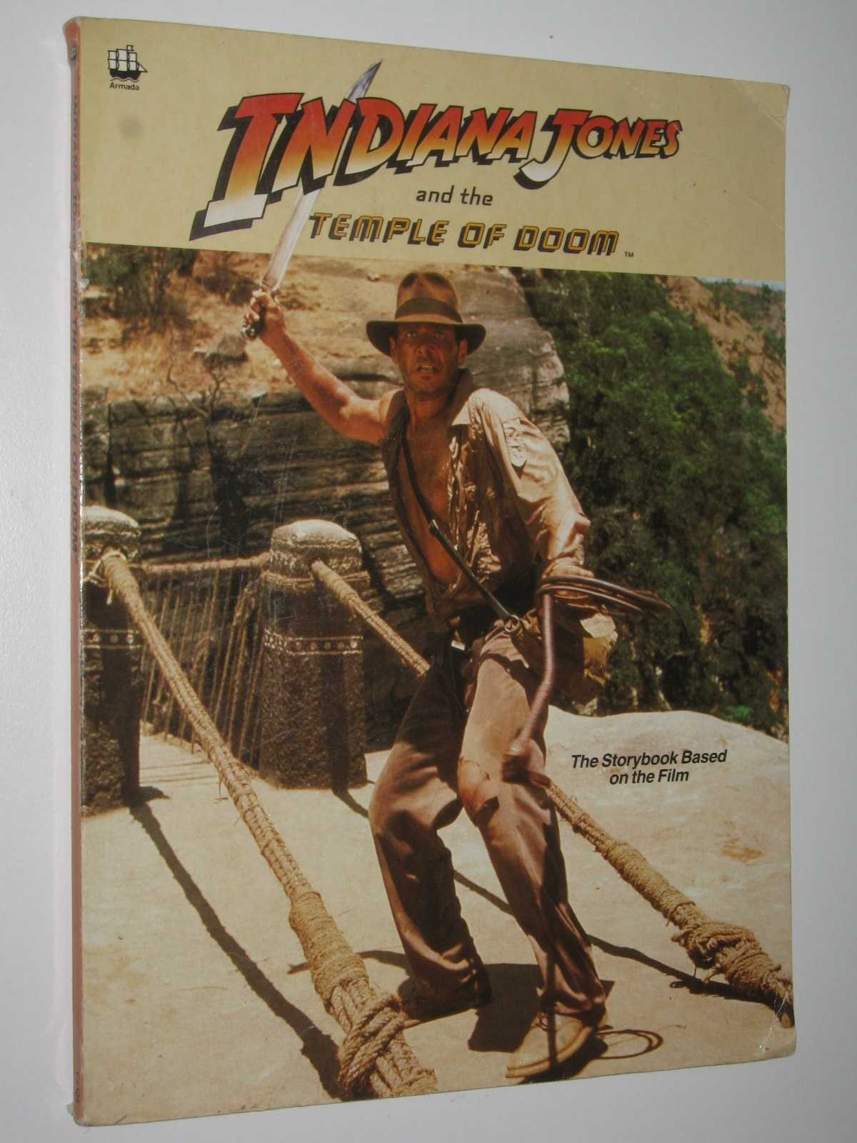 Indiana Jones And The Temple Of Doom, French, Michael