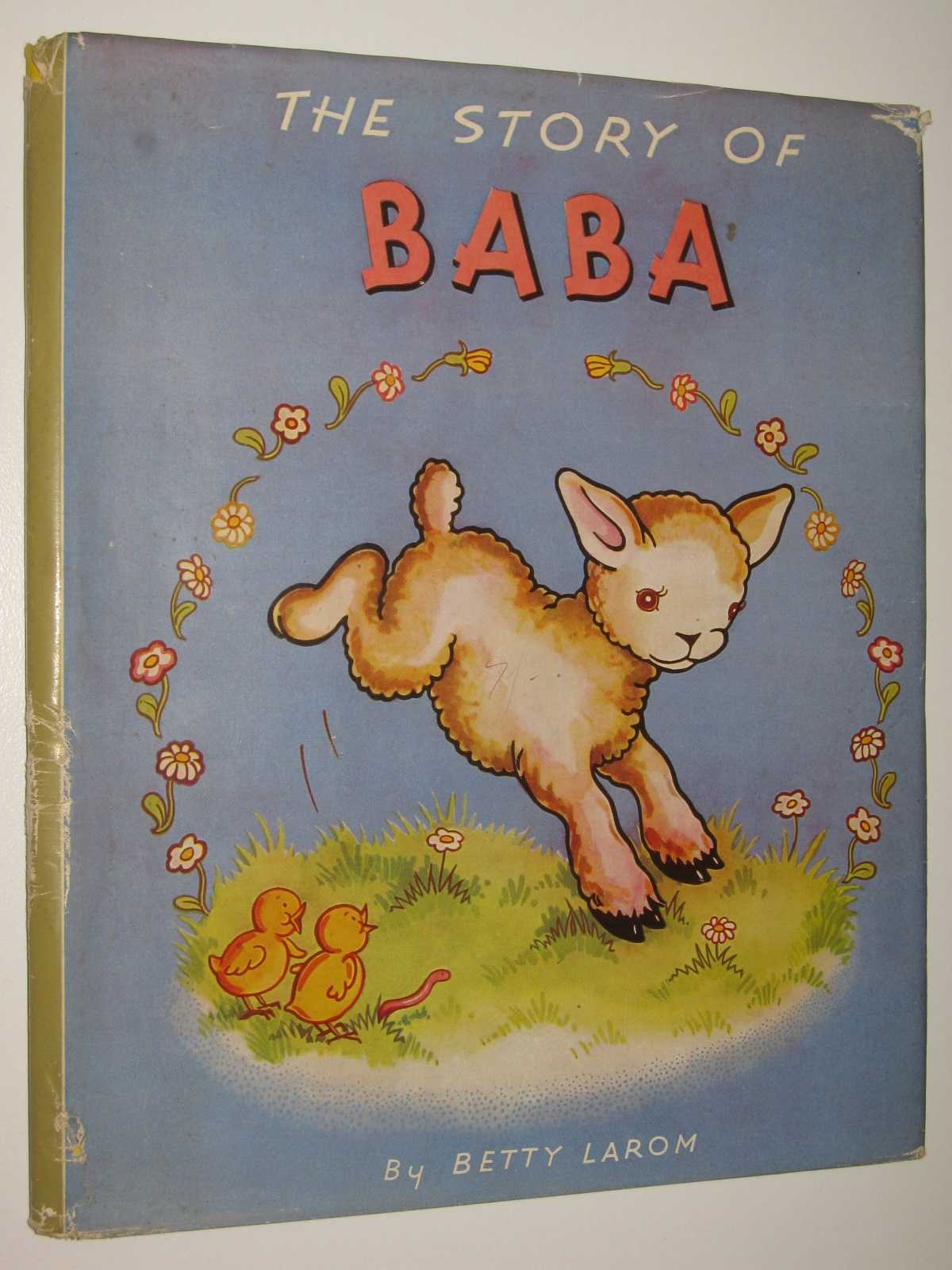 The Story of Baba, Larom, Betty