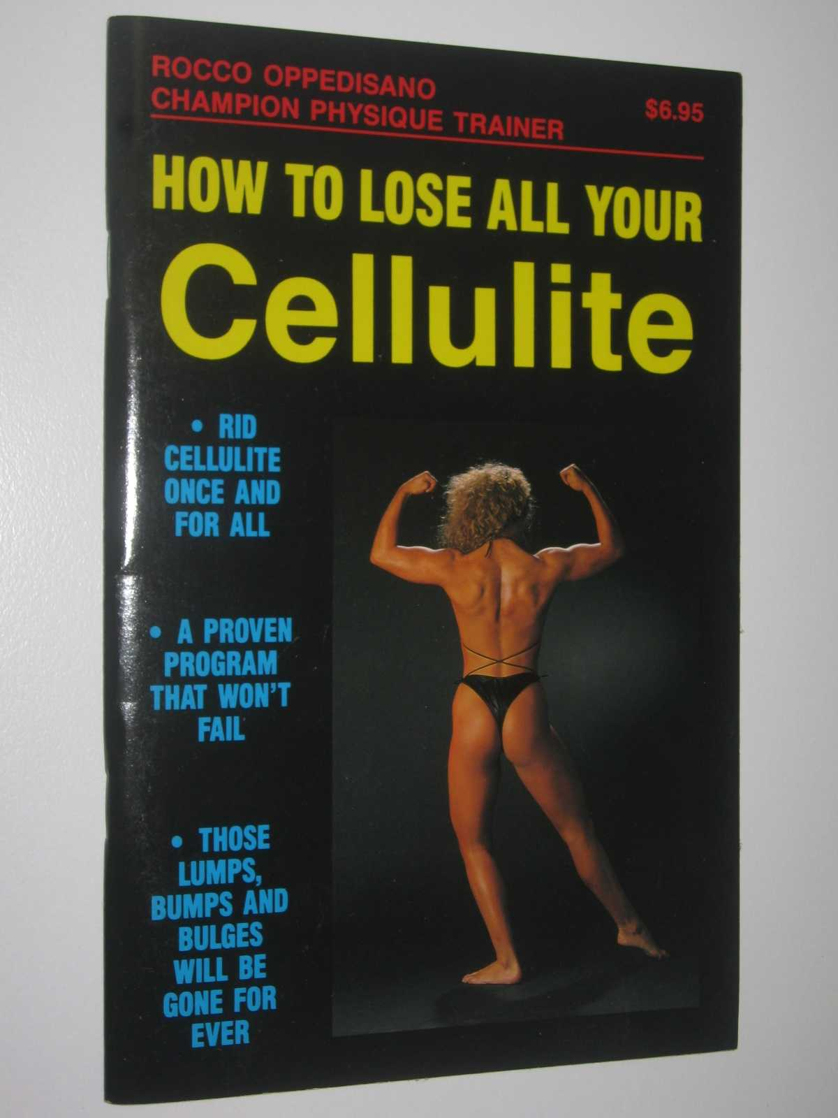 How to Lose All Your Cellulite, Oppedisano, Rocco