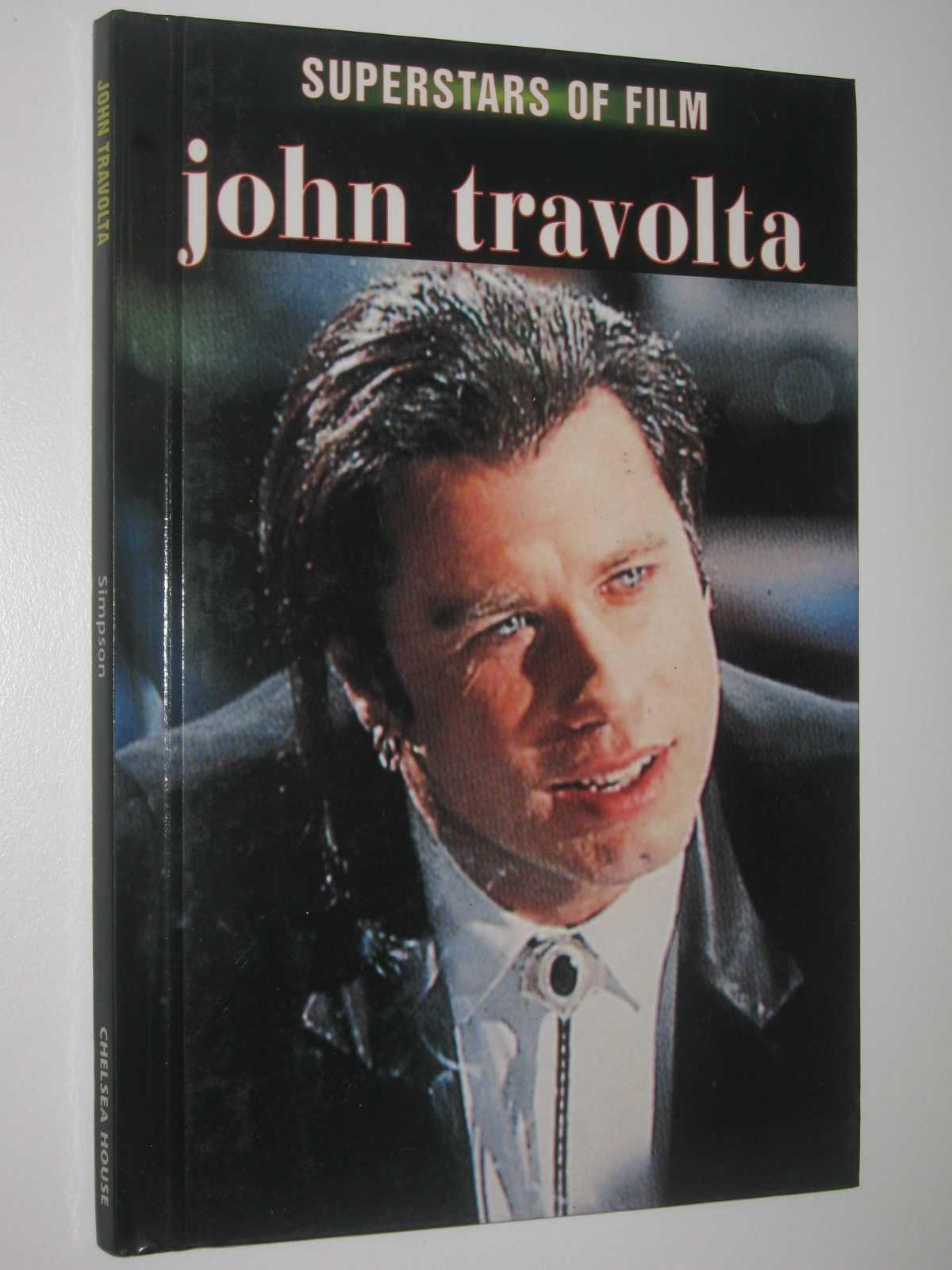 John Travolta - Superstars of Film Series, Sandison, David