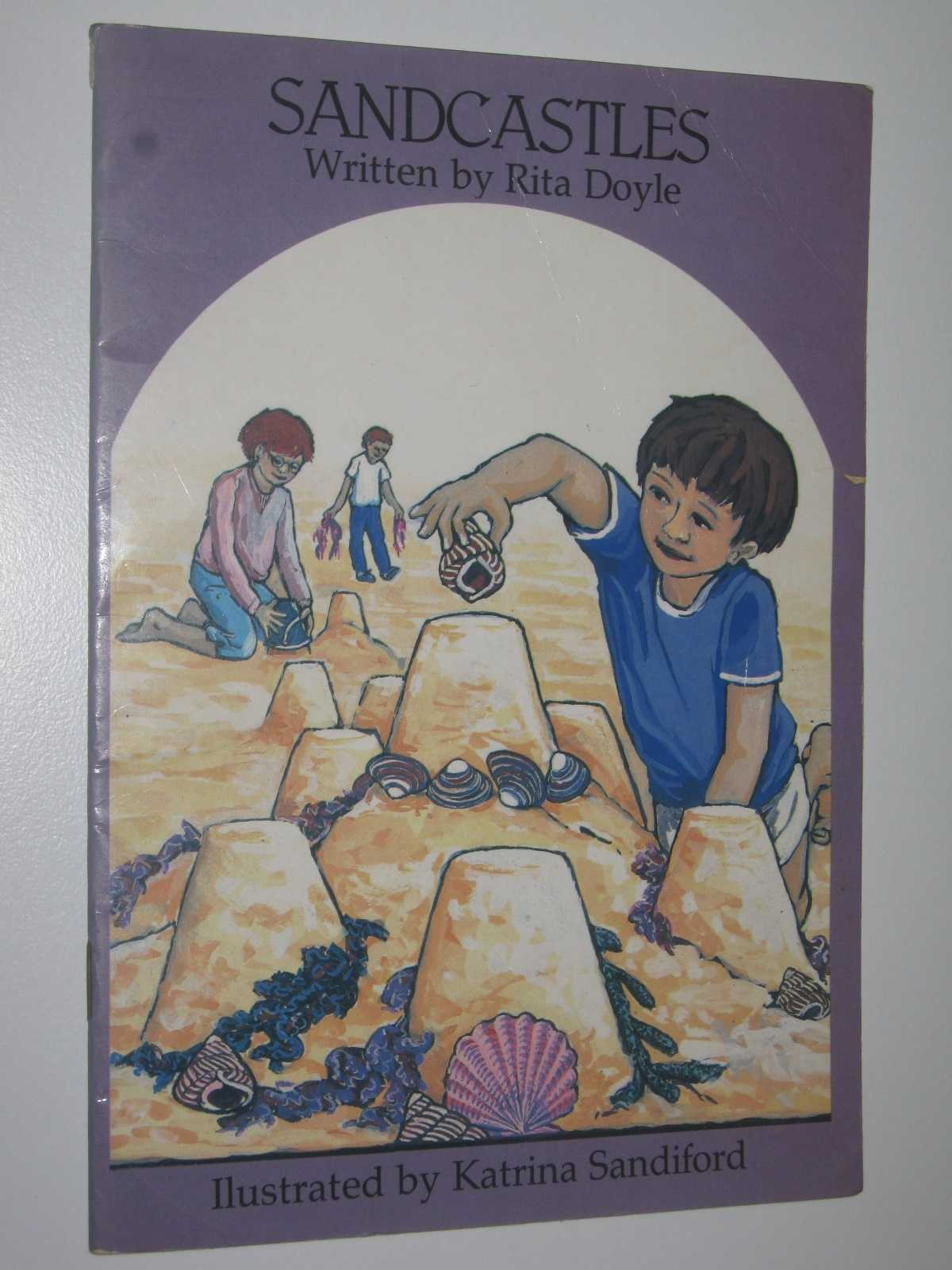 Sandcastles - Children of the Kingdom Series, Doyle, Rita