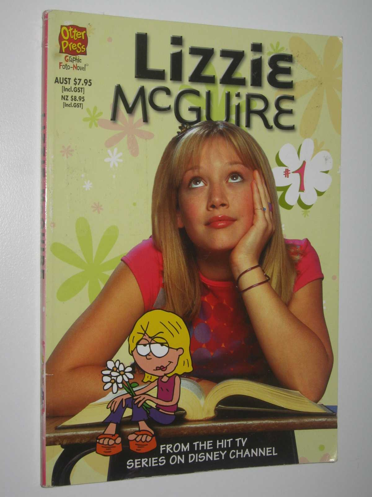 Lizzie McGuire Foto-Novel Volume 1, Author Not Stated