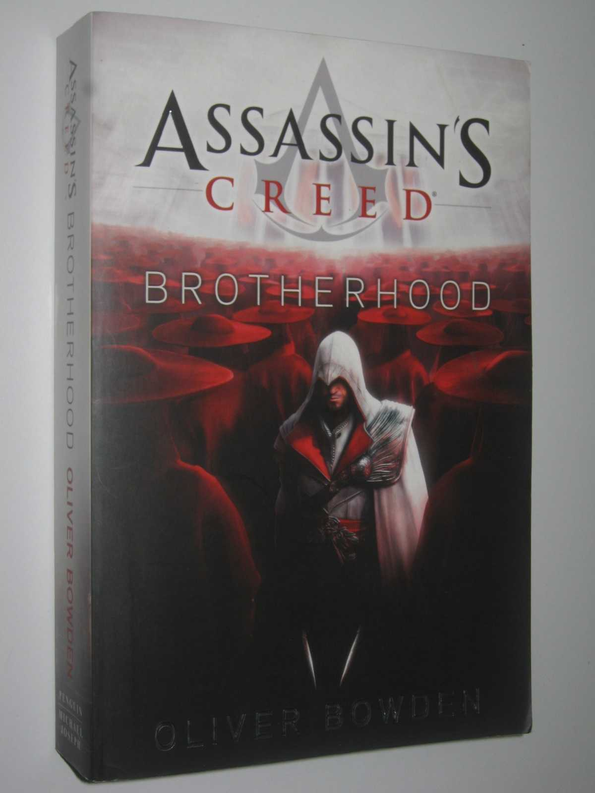 Brotherhood - Assassin's Creed, Bowden, Oliver