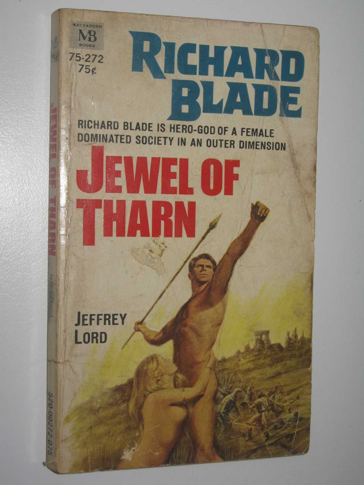 Jewel of Tharn - Blade Series #3, Lord, Jeffrey