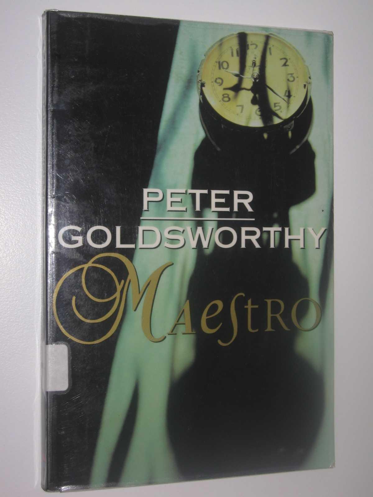 Maestro, Goldworthy, Peter