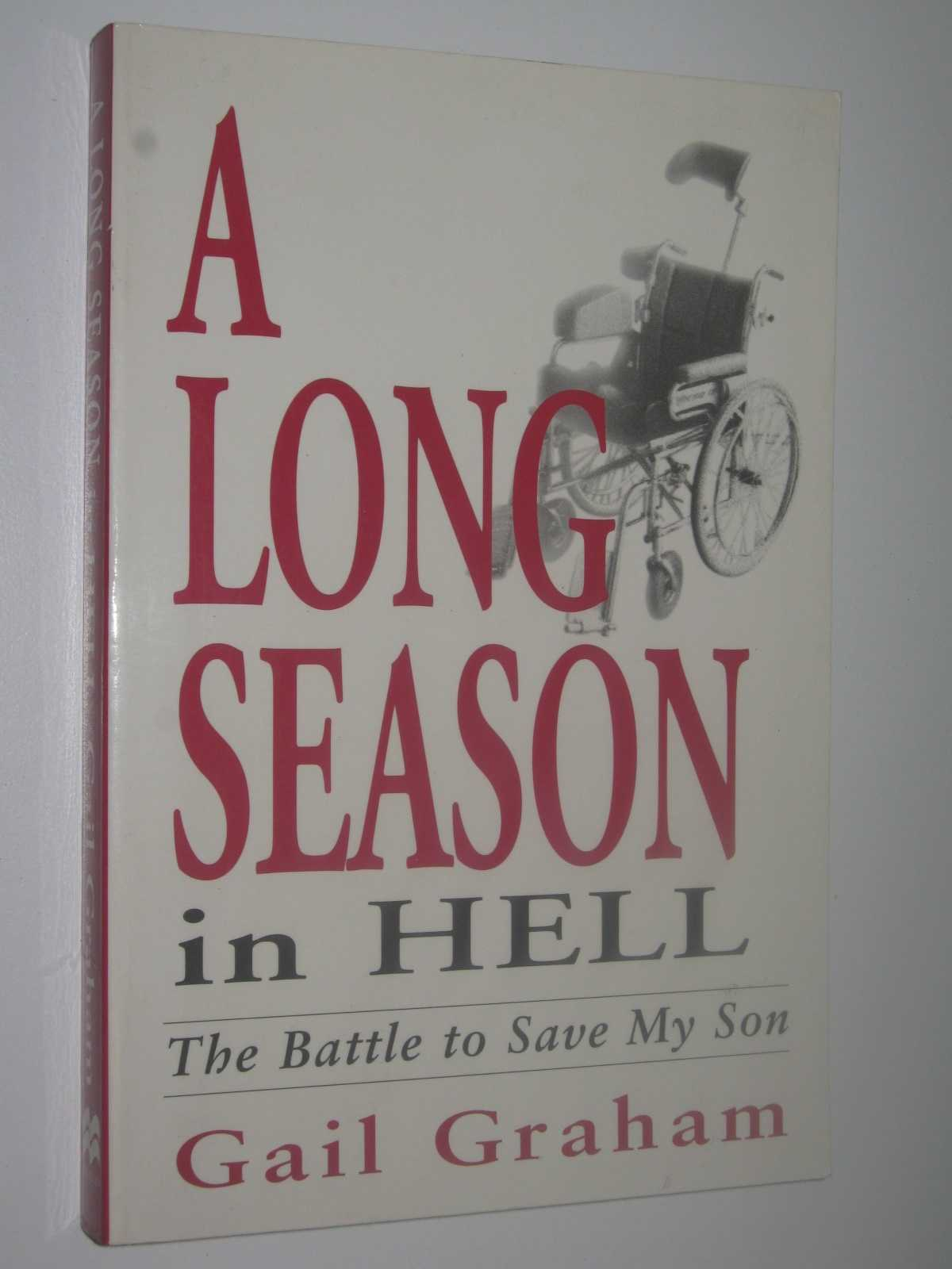 Image for A Long Season in Hell : The Battle to Save My Son