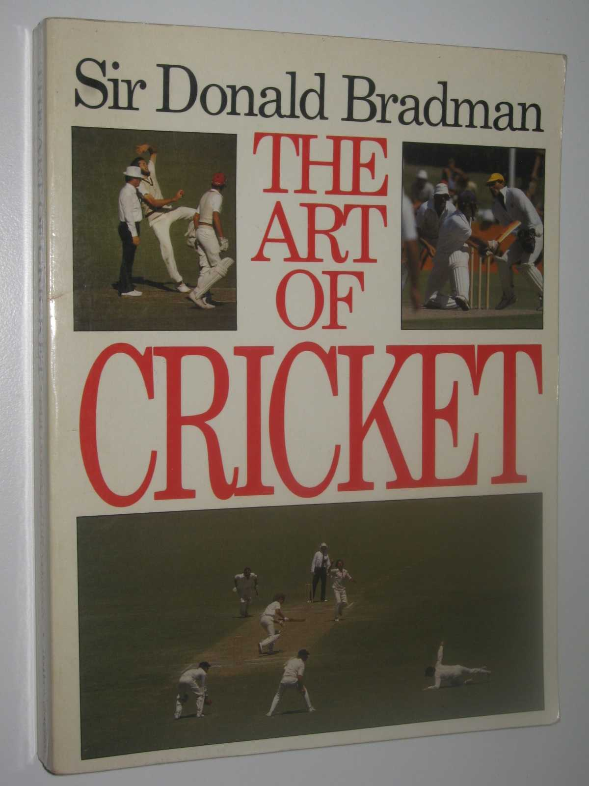 The Art of Cricket, Bradman, Sir Donald