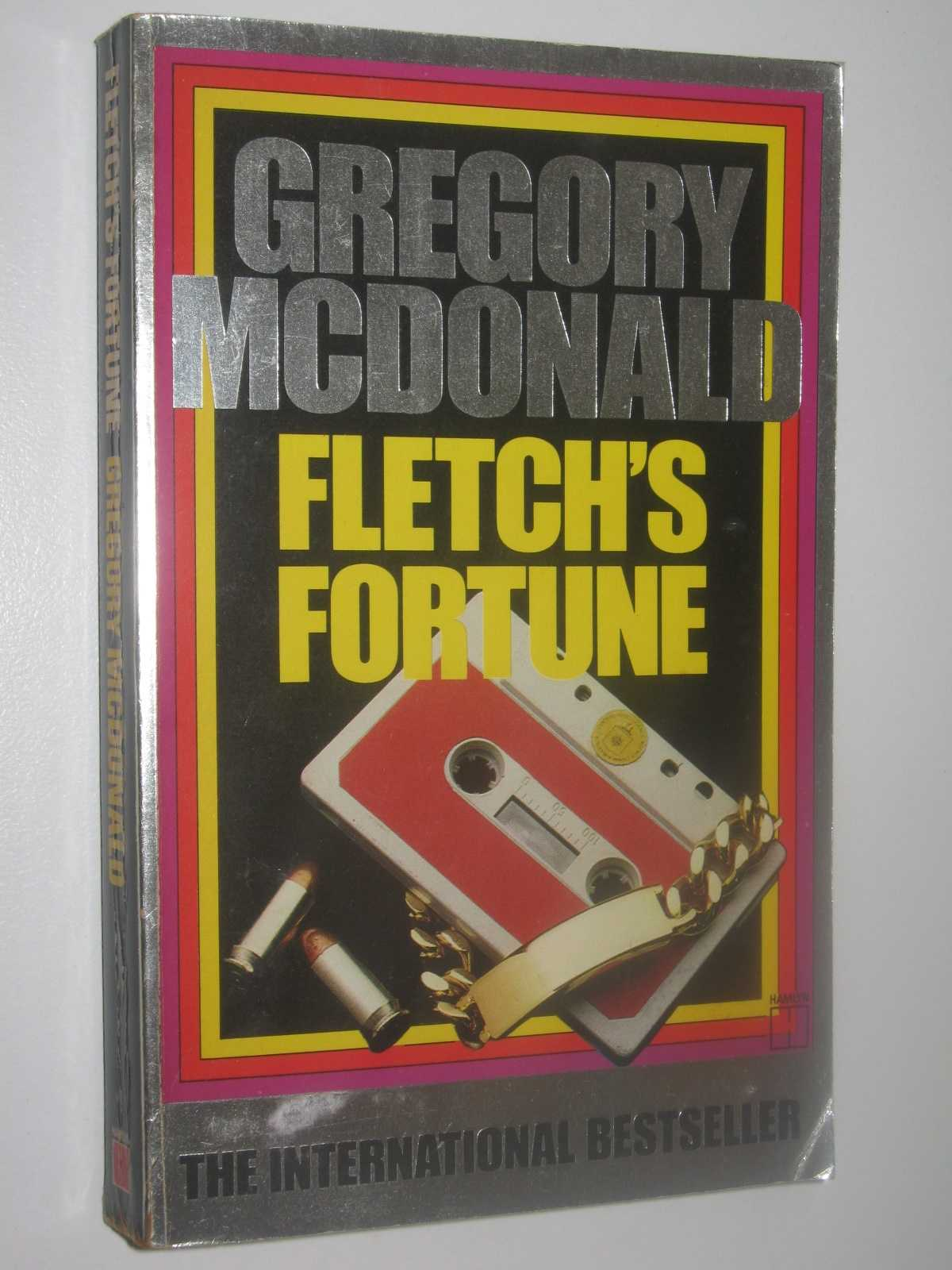 Fletch's Fortune - Fletch Series #3, Mcdonald, Gregory