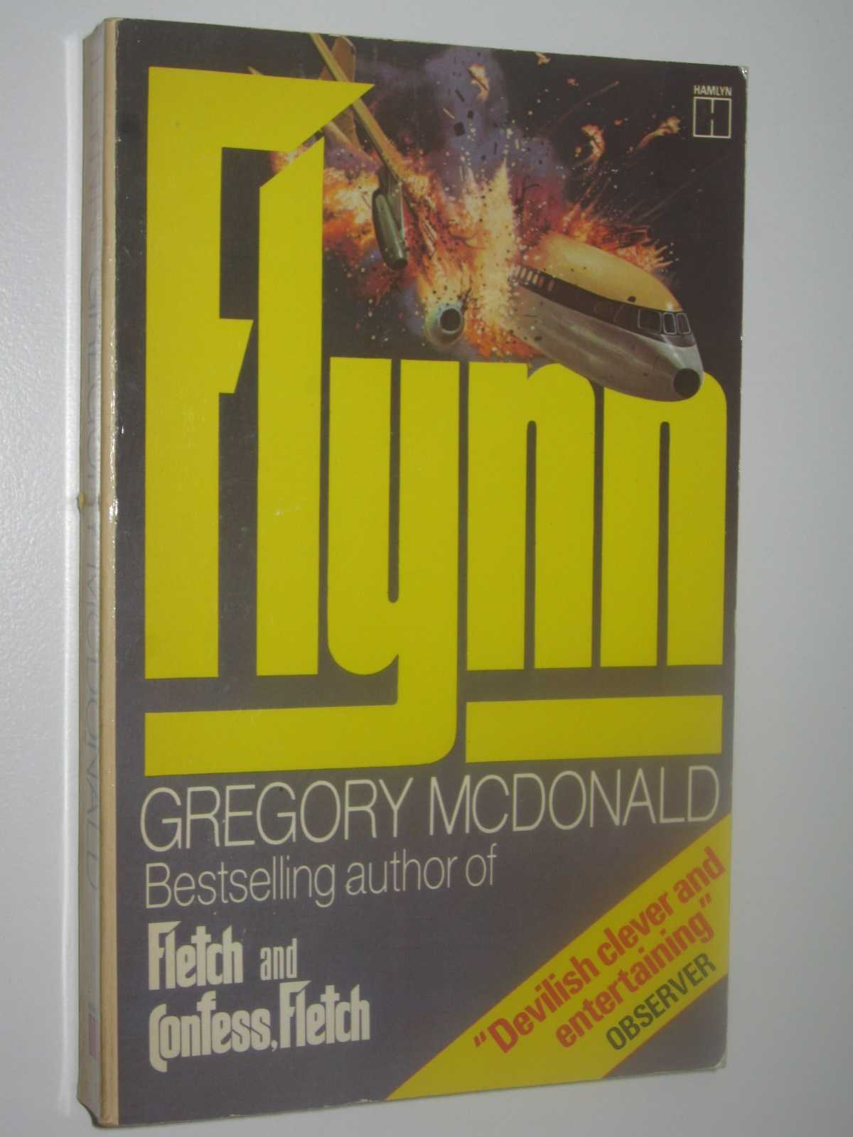 Flynn - Flynn Series #1, Mcdonald, Gregory