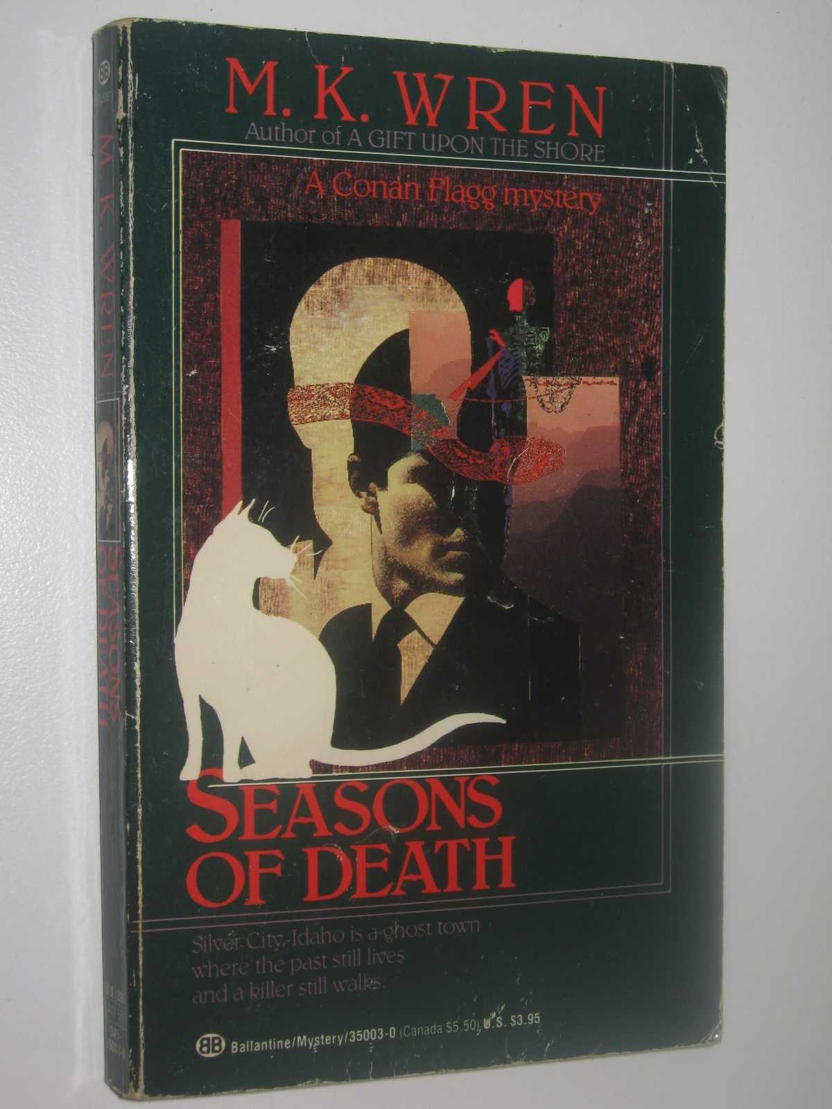 Seasons of Death - Conan Flagg Series, Wren, M. K.