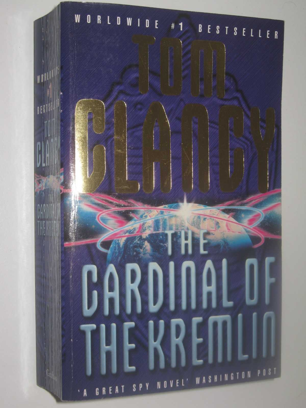 The Cardinal of the Kremlin, Clancy, Tom