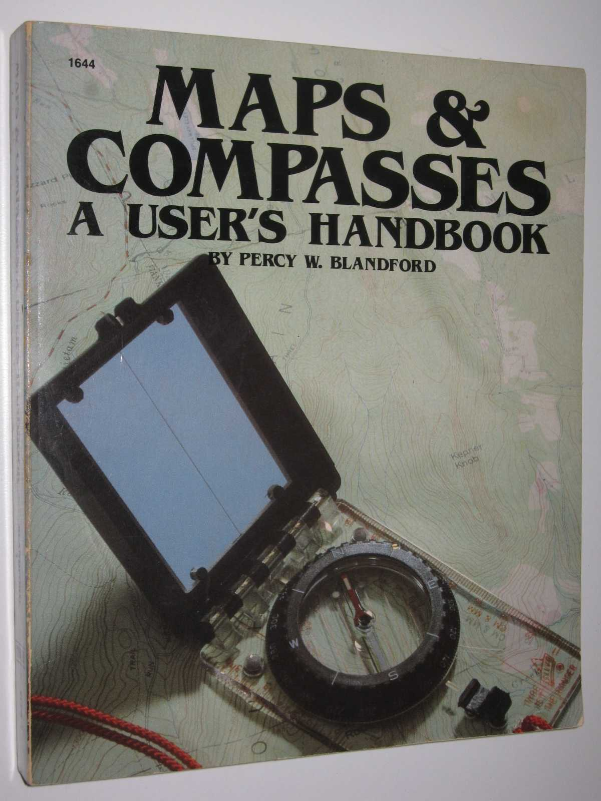 Maps and Compasses: A User's Handbook, Blandford, Percy W.