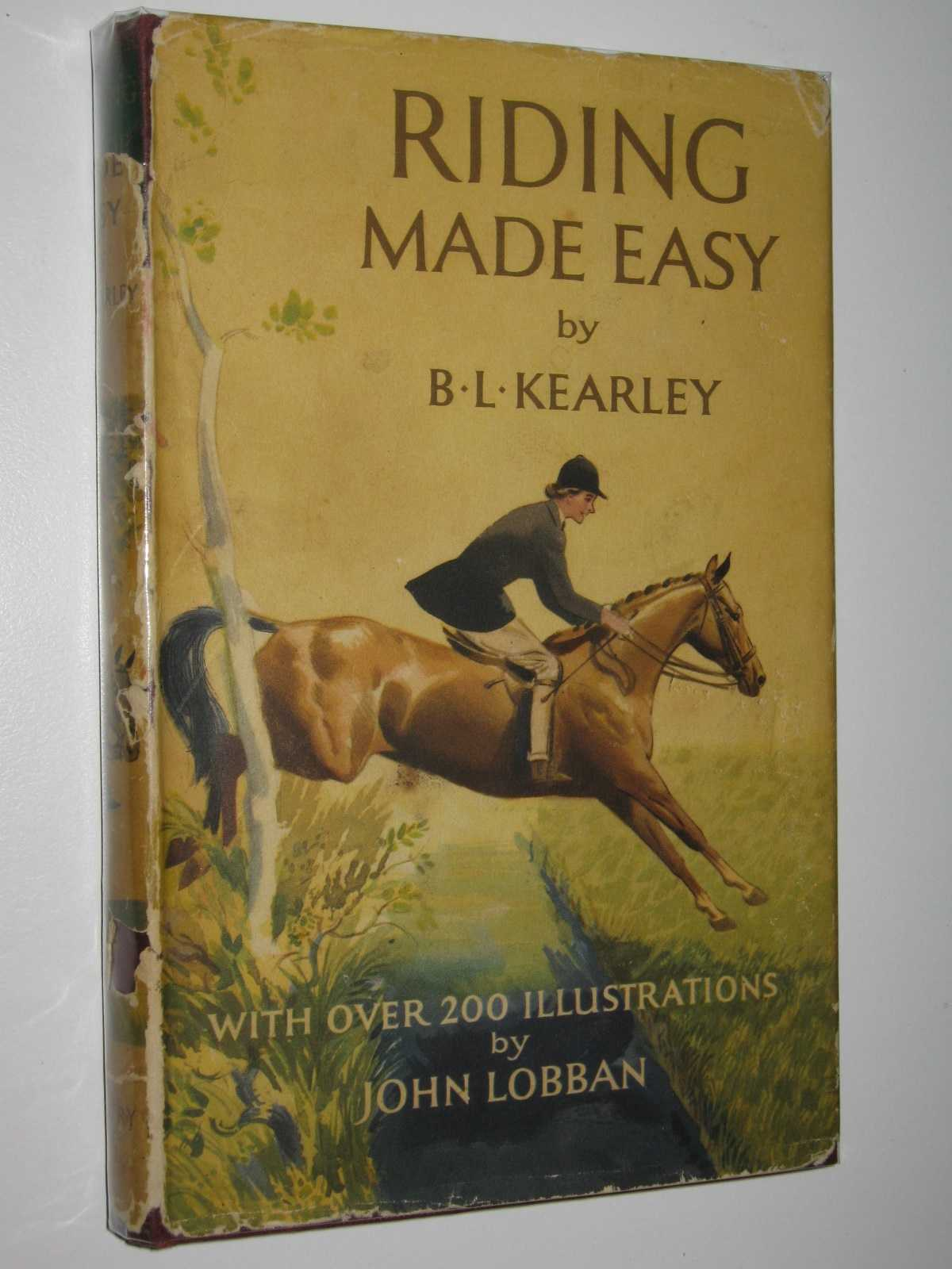 Riding Made Easy, Kearley, B. L.