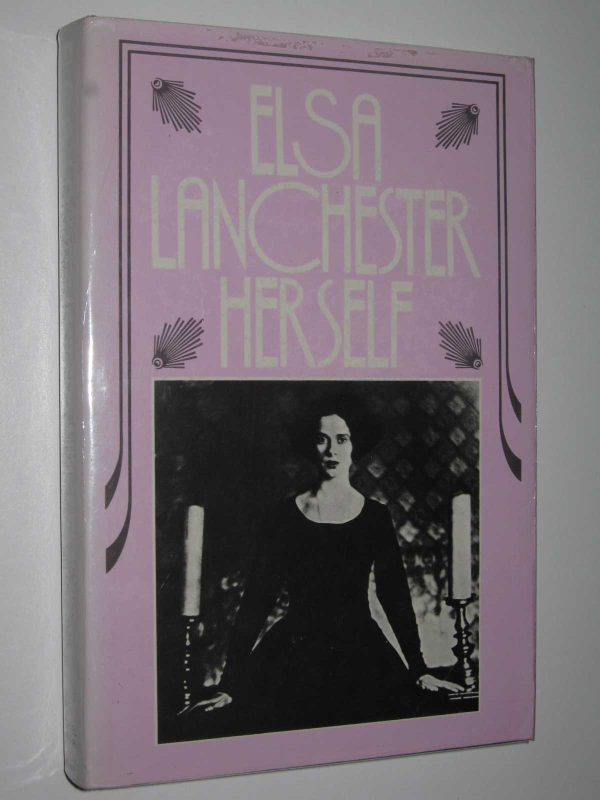 Elsa Lanchester, Herself, Lanchester, Elsa