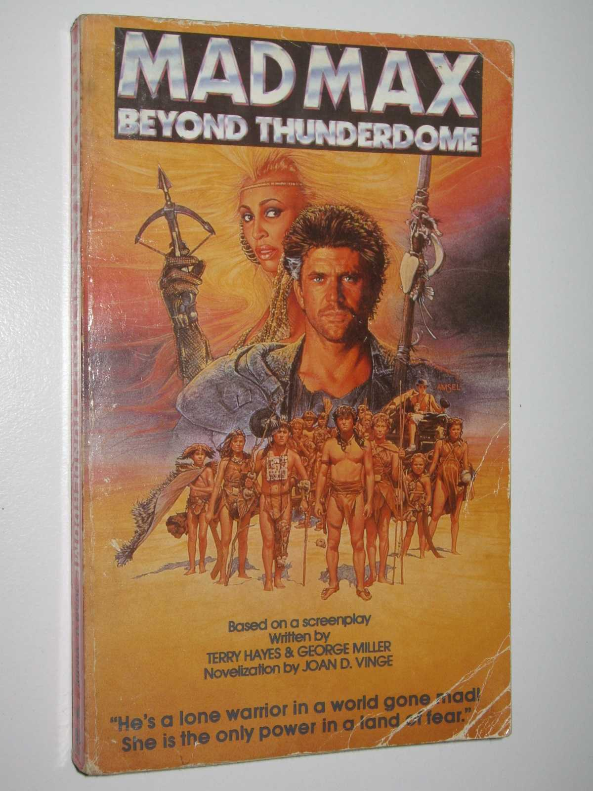 Mad Max Beyond Thunderdome, Vinge, Joan D.