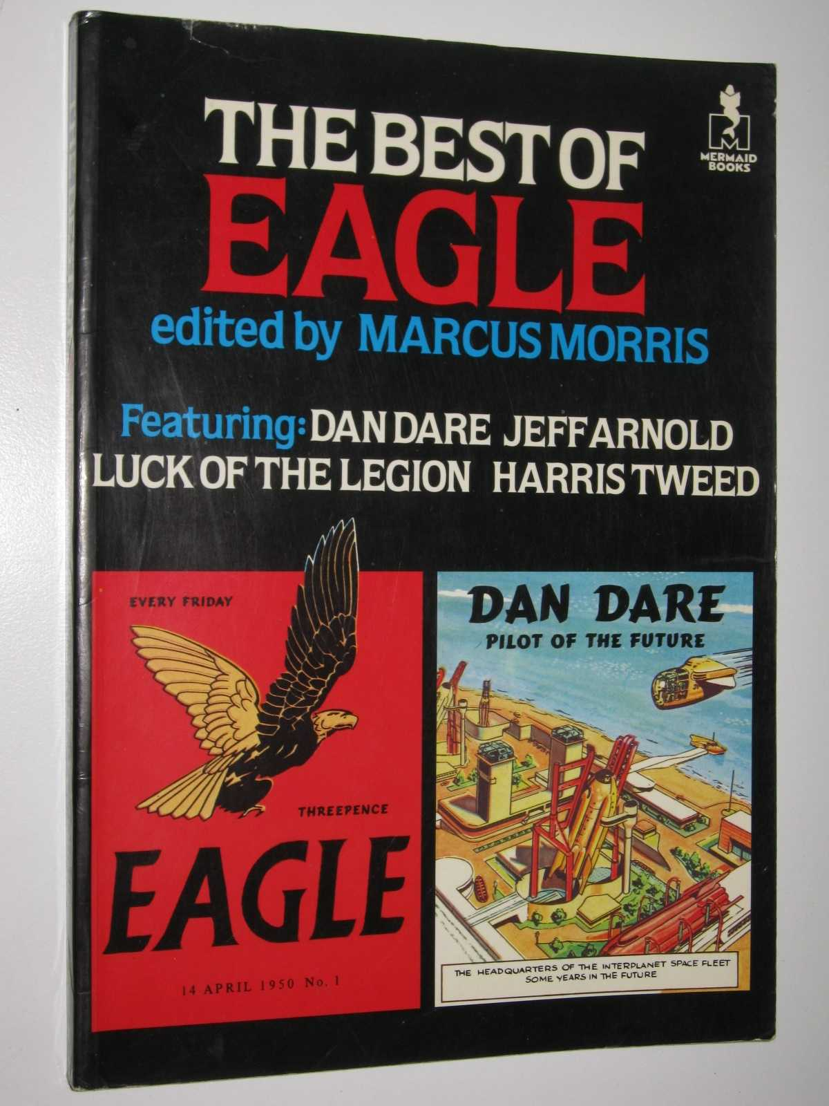 The Best of Eagle, Morris, Marcus (edited)