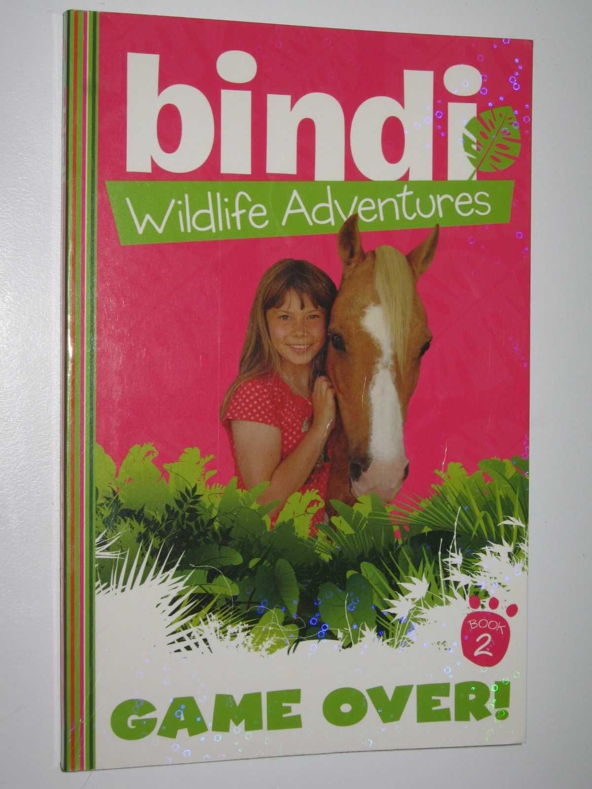 Game Over! - Bindi Wildlife Adventures #2, Black, Jesse