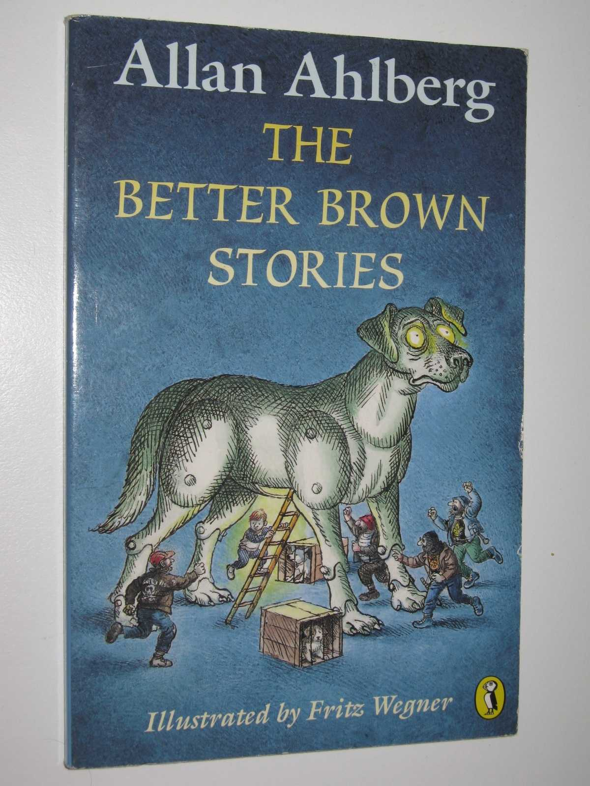 The Better Brown Stories, Ahlberg, Allan