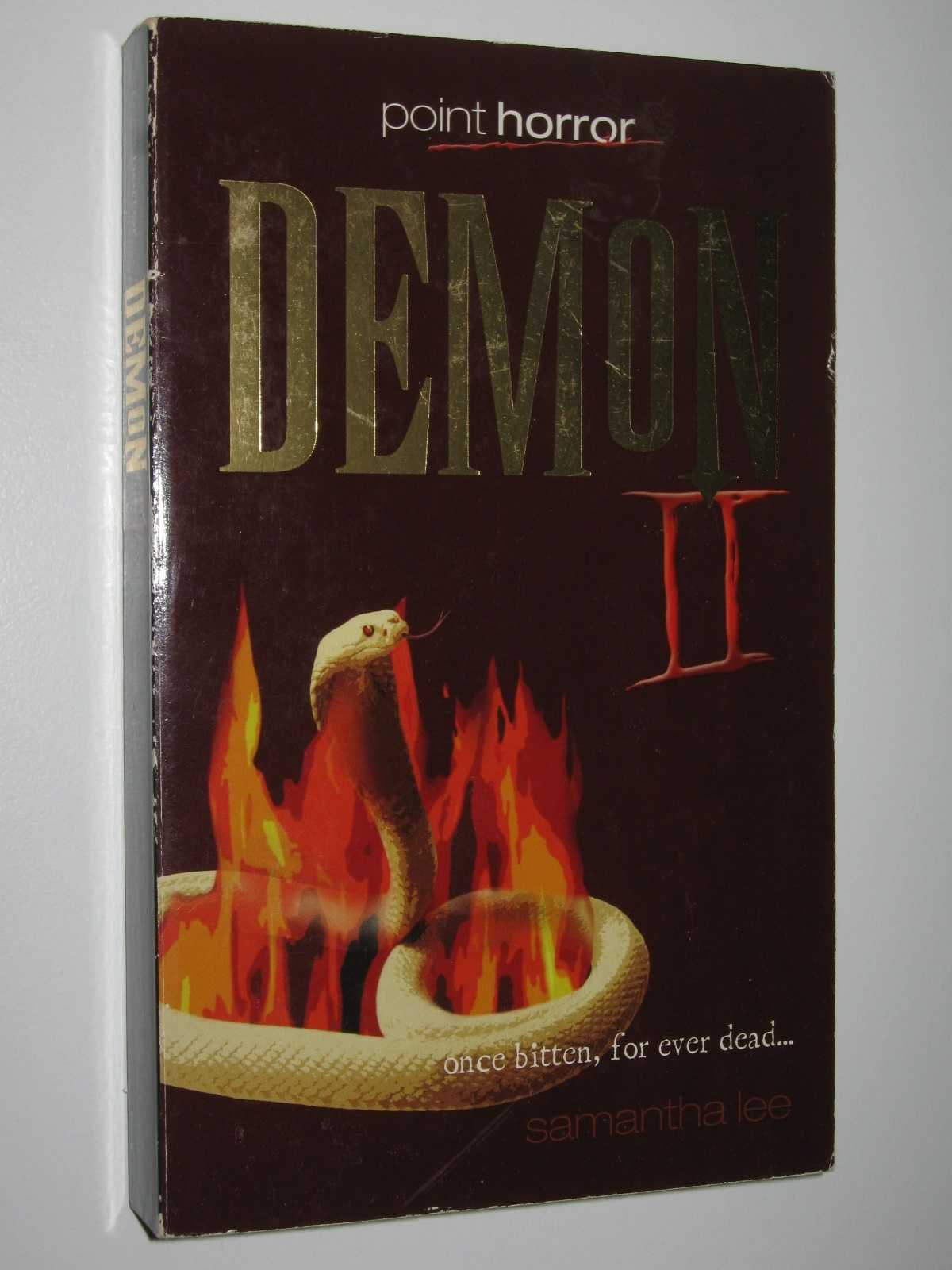 Demon II - Point Horror, Lee, Samantha