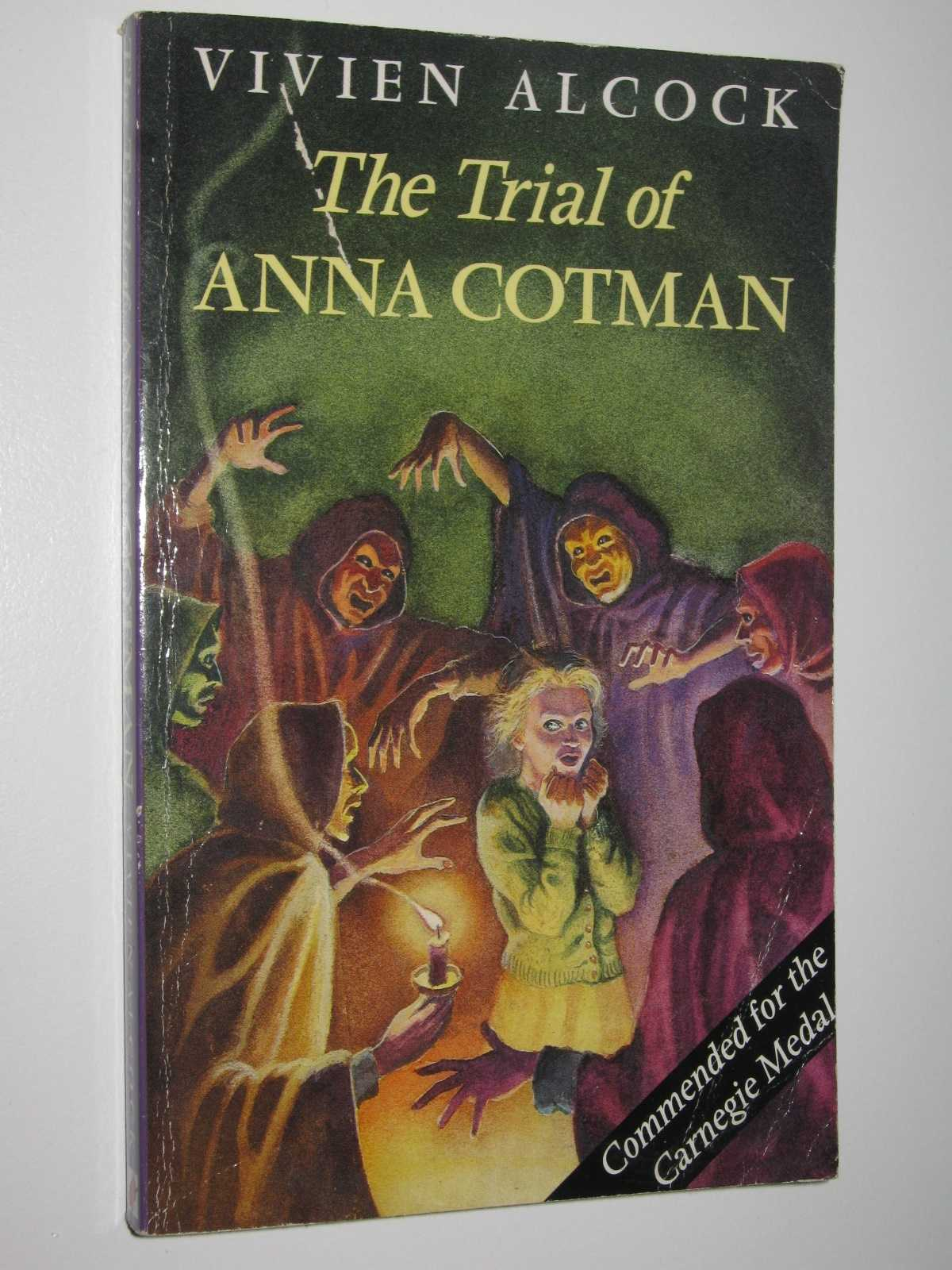 The Trial of Anna Cotman, Alcock, Vivien