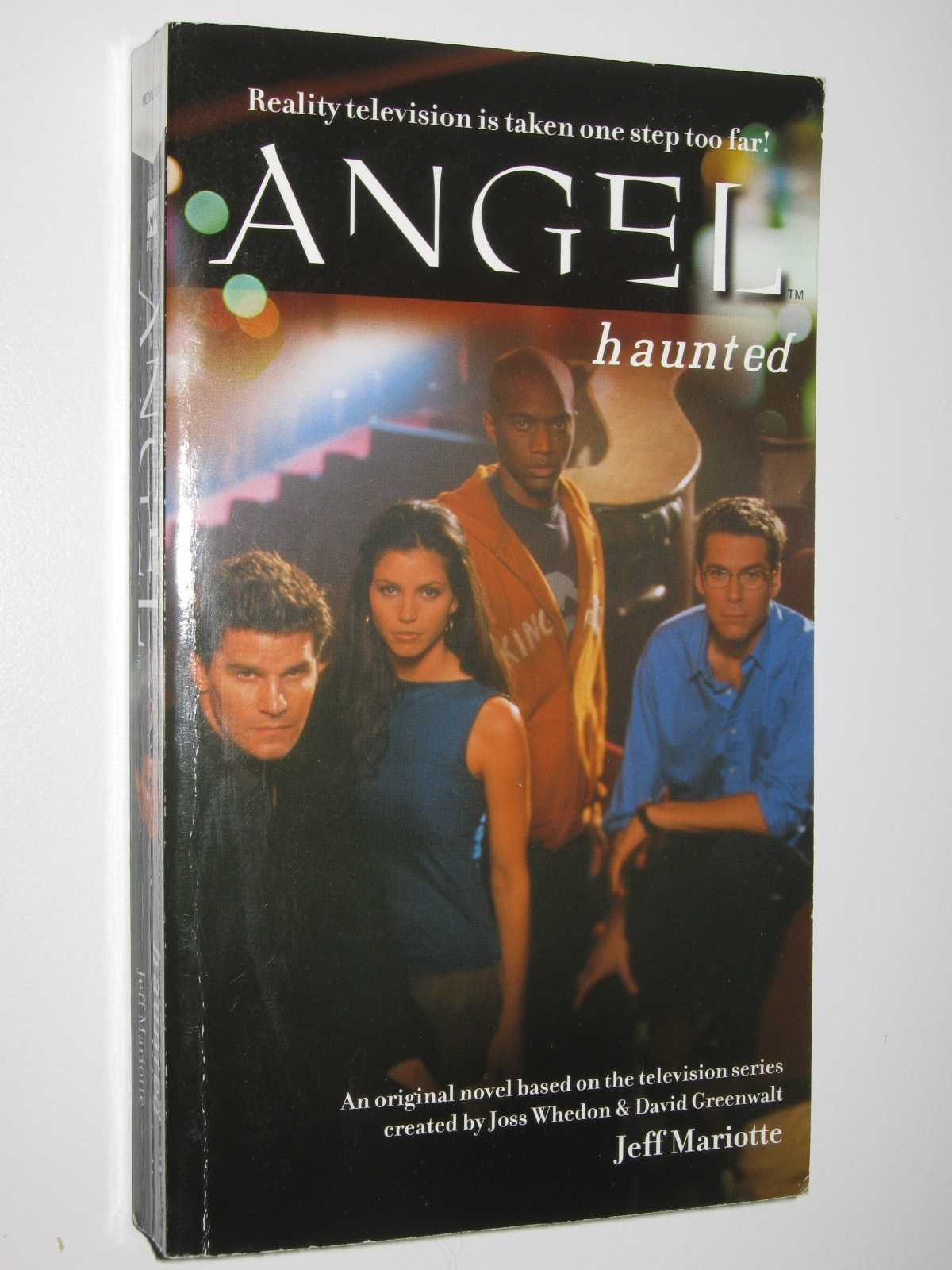 Haunted - Angel Series, Mariotte, Jeff