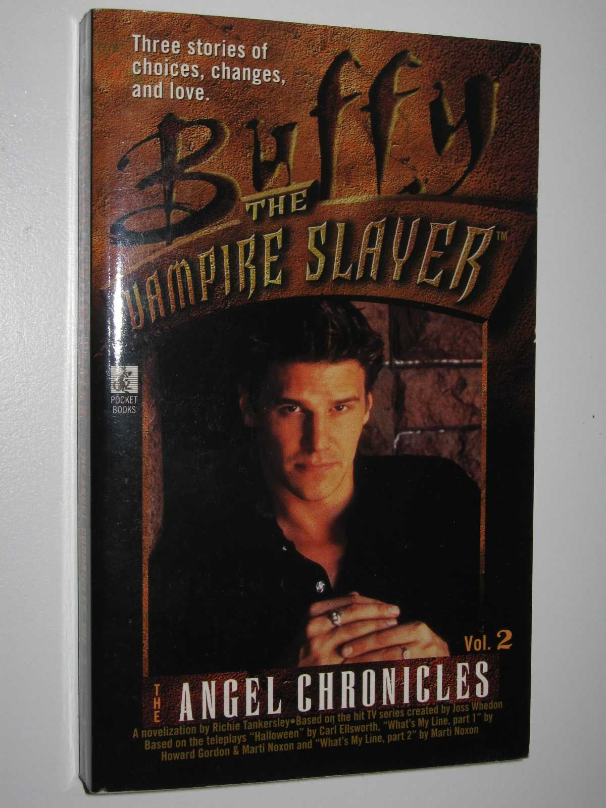 The Angel Chronicles #2 - Buffy the Vampire Slayer, Holder, Nancy