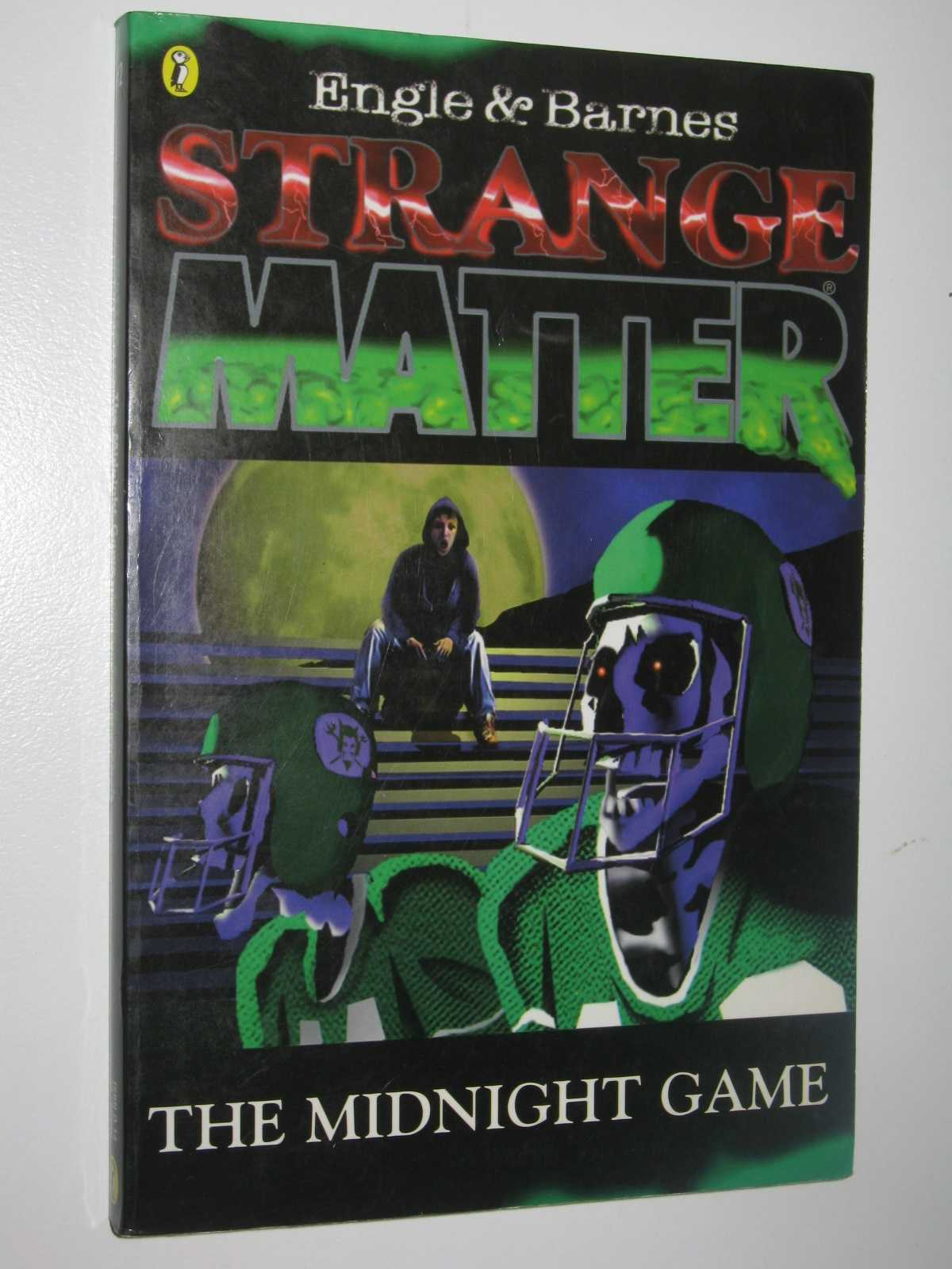 The Midnight Game - Strange Matter #2, Barnes, Johnny Ray
