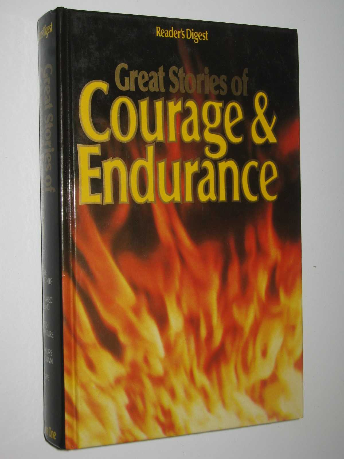 Great Stories of Courage and Endurance Volume One, Various