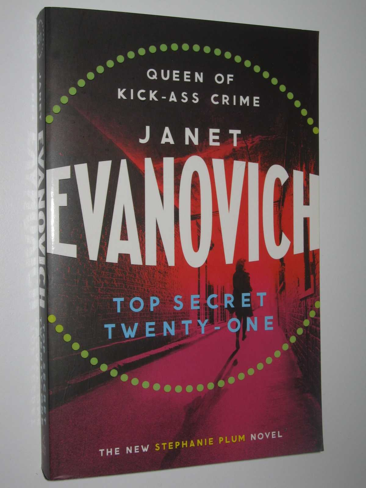Top Secret Twenty-One - Stephanie Plum Series, Evanovich, Janet