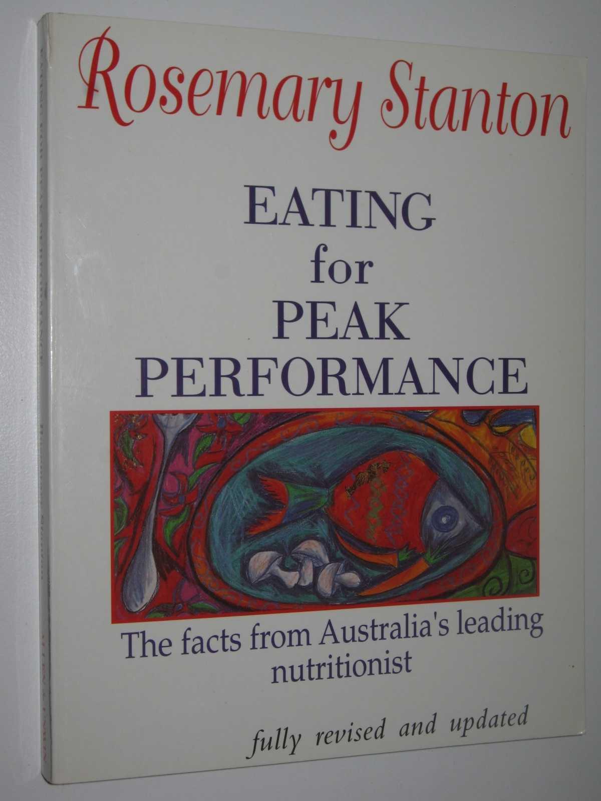 Eating for Peak Performance, Stanton, Rosemary