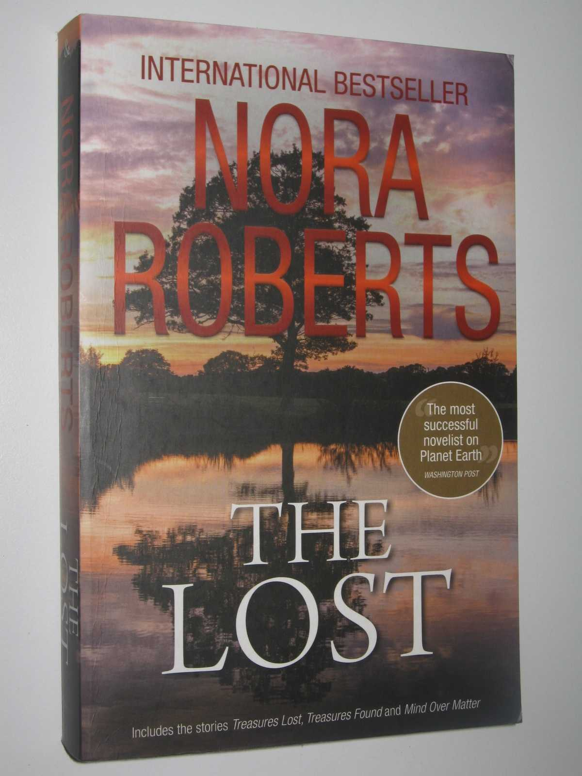 The Lost - Treasures Lost +Treasures Found/Mind Over Matter, Roberts, Nora
