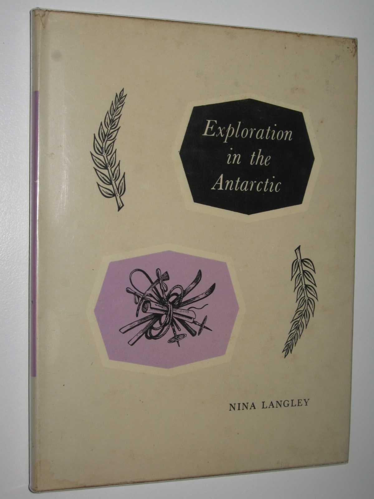 Exploration in the Antarctic, Langley, Nina