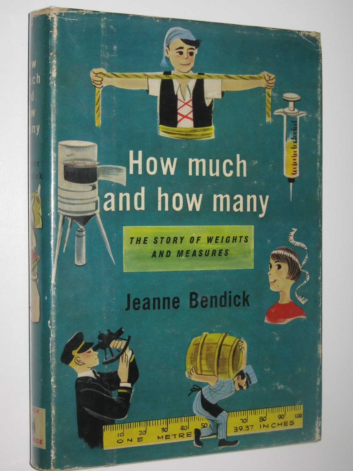 How Much and How Many : The Story of Weights and Measures, Bendick, Jeanne