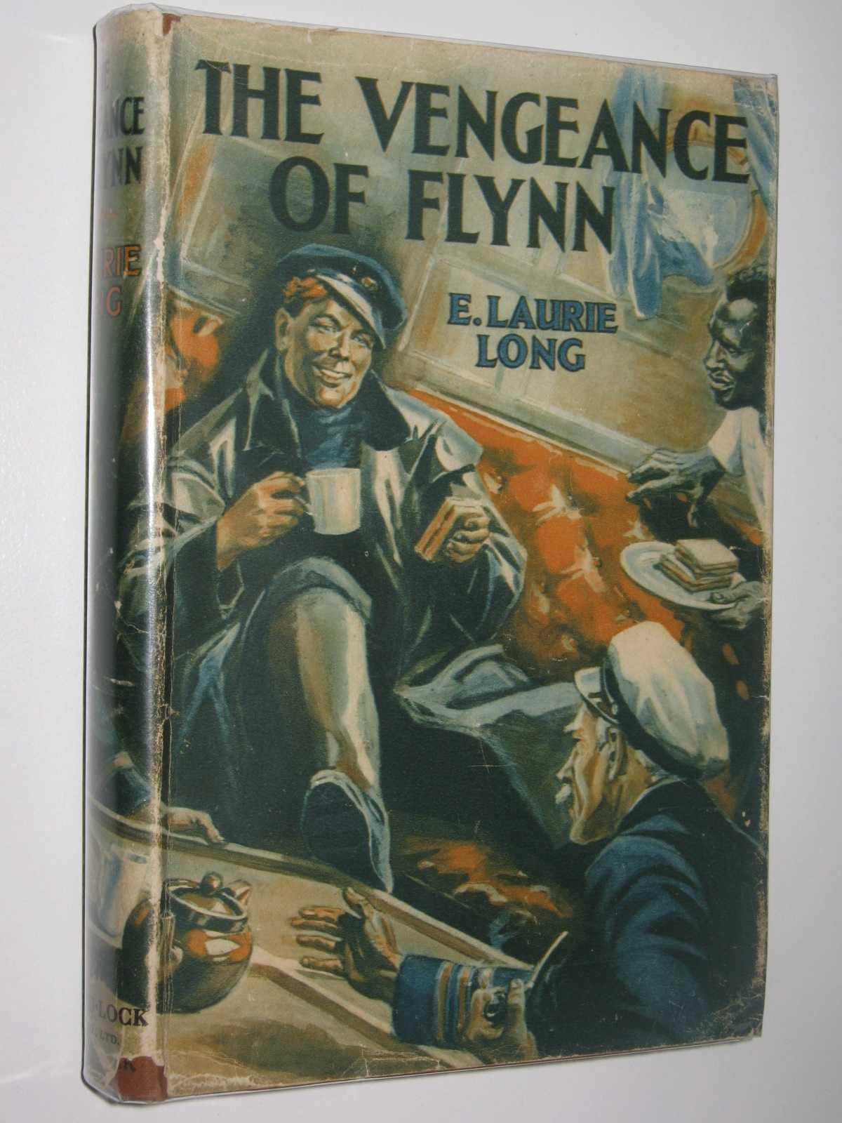 The Vengeance of Flynn, Long, E. Laurie