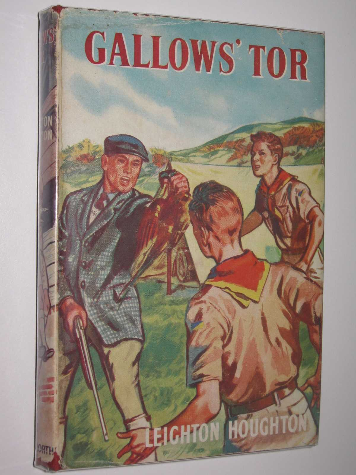 Gallows' Tor, Houghton, Leighton