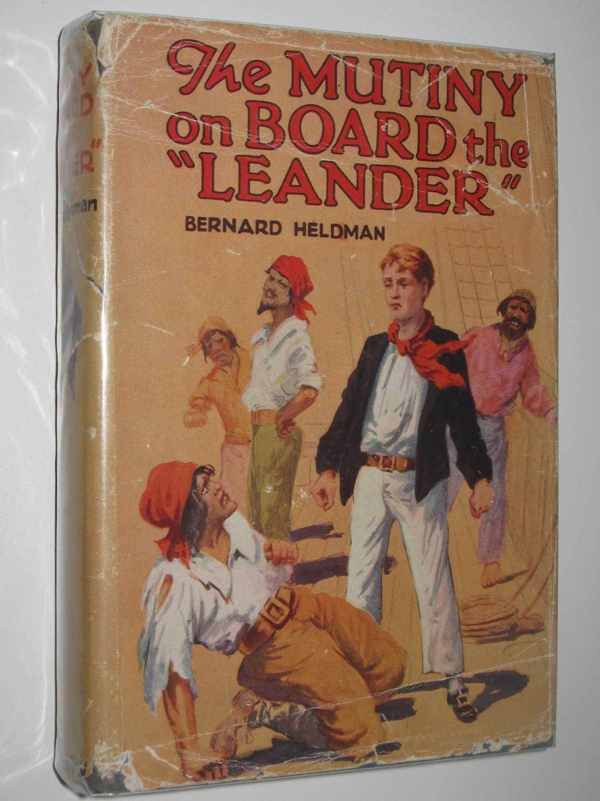 """The Mutiny on Board the """"Leander"""", Heldman, Bernard"""
